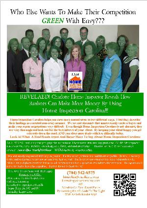 Green With Envy Flyer