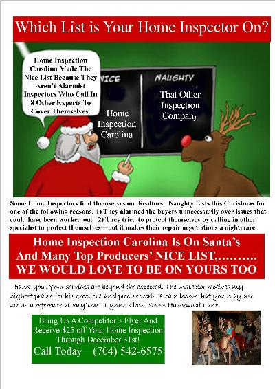 Naughty or Nice Flyer