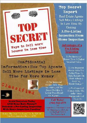 Top Secret Flyer