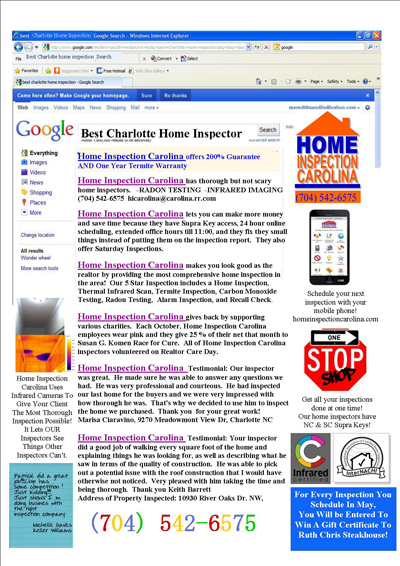 Google Flyer